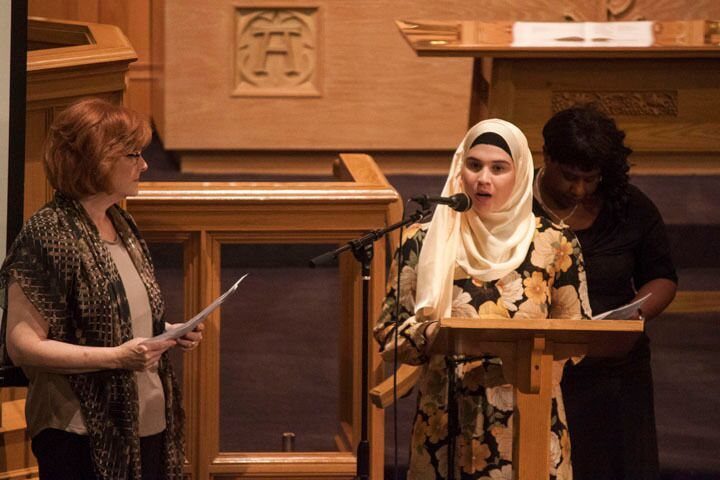 240 diverse leaders come together for powerful Interfaith