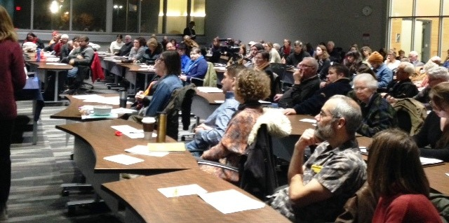 130 concerned citizens attended who is watching nebraska u2019s