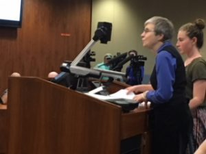 OTOC leaders Ask City Council to Invest in Improving Housing in Older Neighborhoods - 3