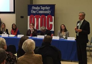 225 OTOC leaders meet with Unicameral Candidates from 4 Districts - 11