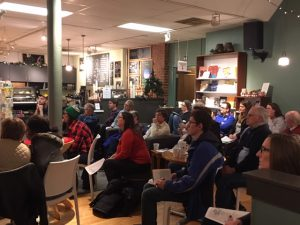Issue cafes educate about refugees, mental health, and housing - 3