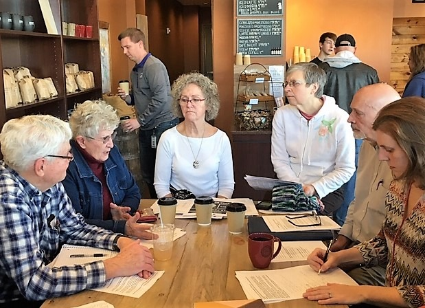 OTOC meets with 9 area senators in anticipation of 2019 Unicameral session - 16