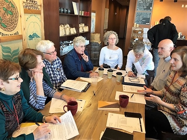 OTOC meets with 9 area senators in anticipation of 2019 Unicameral session - 17