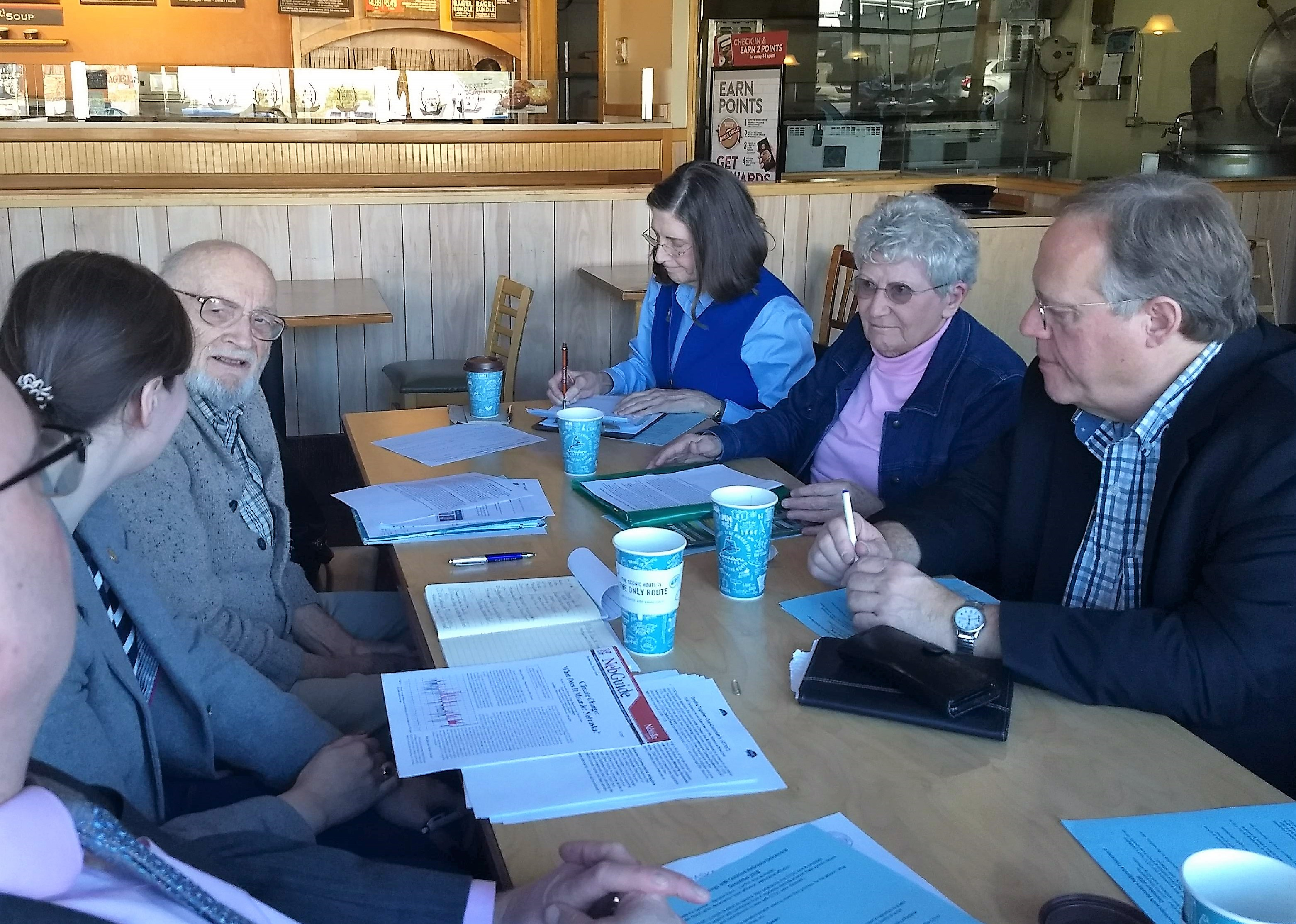 OTOC meets with 9 area senators in anticipation of 2019 Unicameral session - 11