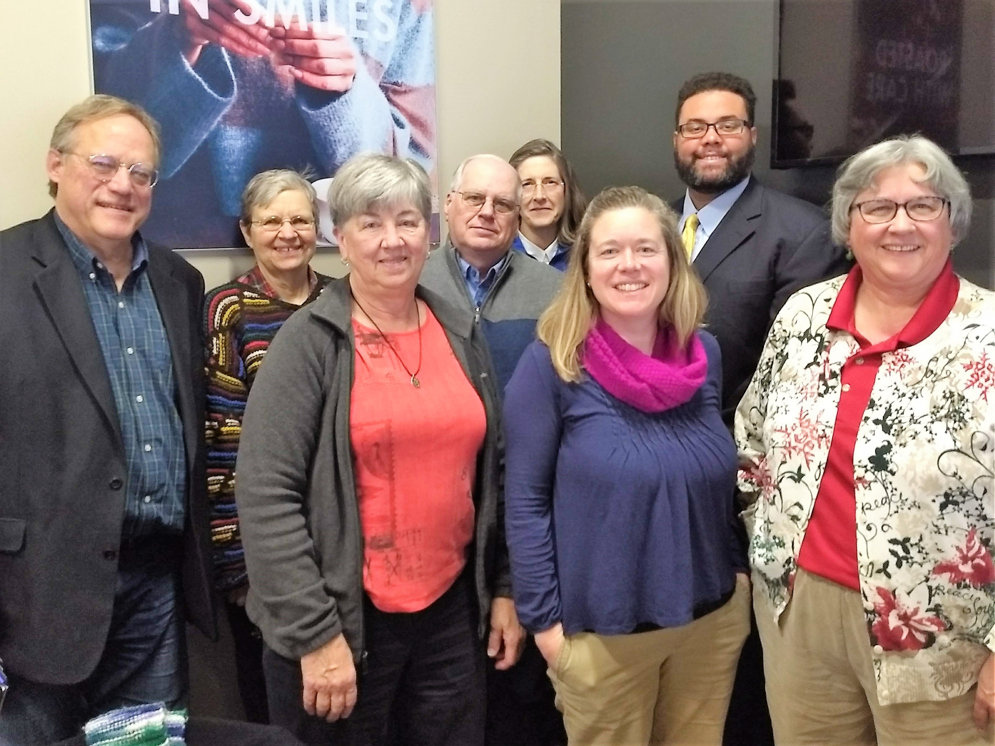 OTOC meets with 9 area senators in anticipation of 2019 Unicameral session - 20