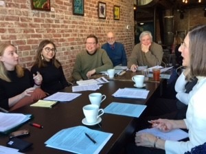 OTOC meets with 9 area senators in anticipation of 2019 Unicameral session - 1