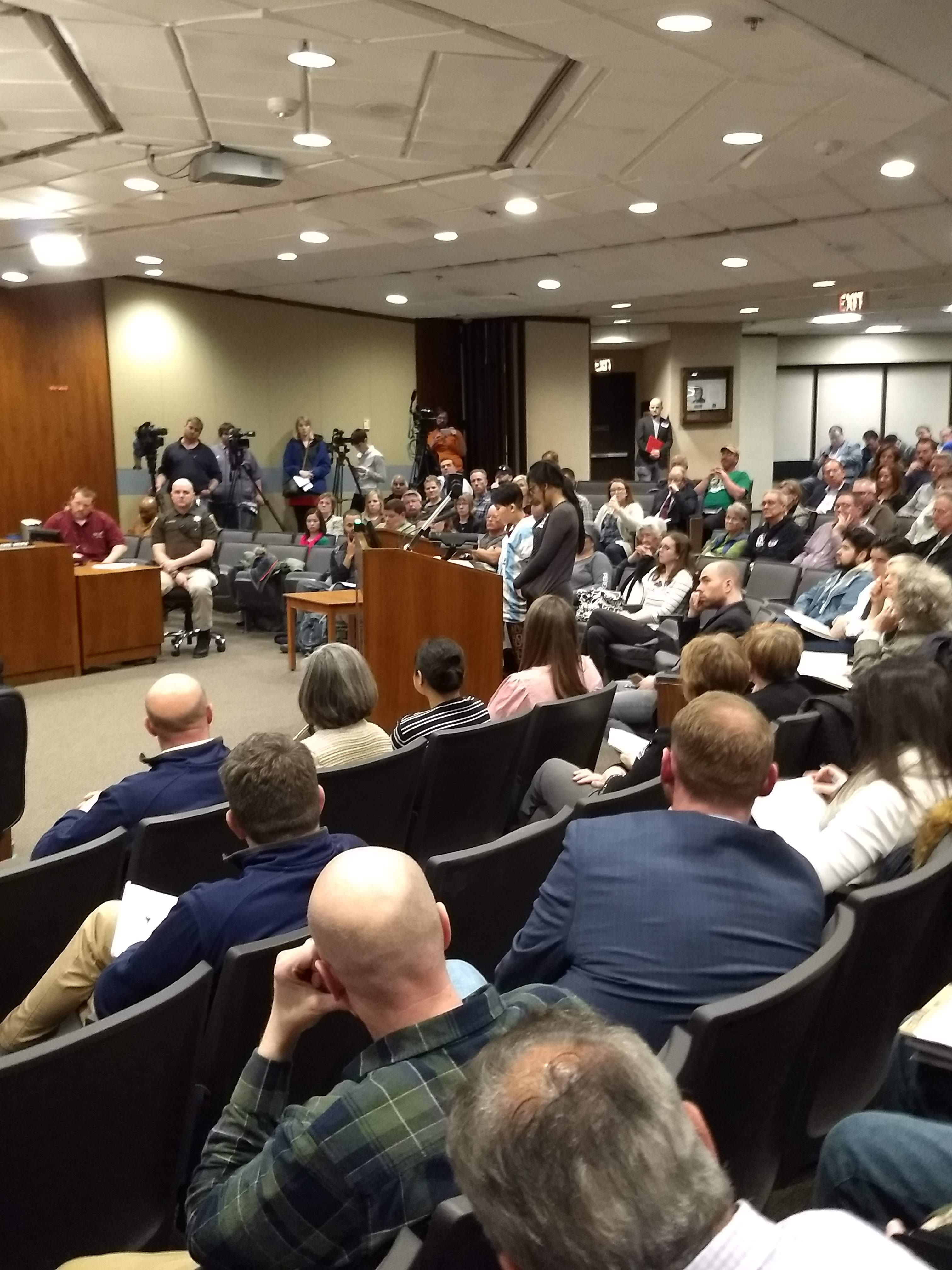 On Tuesday, OTOC leaders joined tenants, nonprofits and landlords to  testify in support of proactive inspections in Omaha. In front of a packed  house at ...