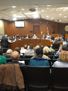OTOC Testifies Before City Council in Favor of Proactive Inspections - 13