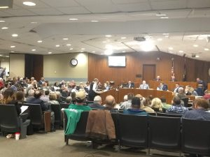OTOC Testifies Before City Council in Favor of Proactive Inspections - 2