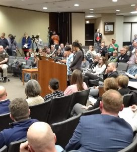 OTOC Testifies Before City Council in Favor of Proactive Inspections - 21