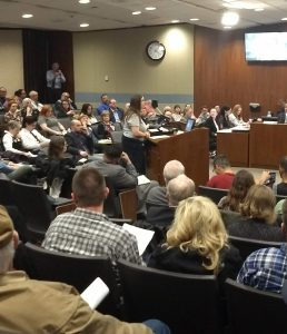 OTOC Testifies Before City Council in Favor of Proactive Inspections - 18