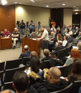 OTOC Testifies Before City Council in Favor of Proactive Inspections - 19