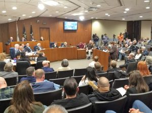 OTOC Testifies Before City Council in Favor of Proactive Inspections - 9