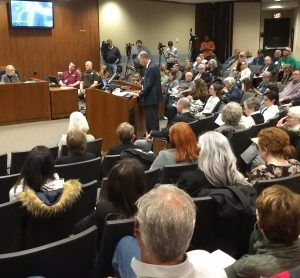 OTOC Testifies Before City Council in Favor of Proactive Inspections - 17