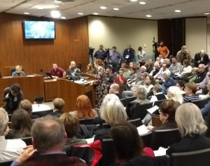 OTOC Testifies Before City Council in Favor of Proactive Inspections - 22