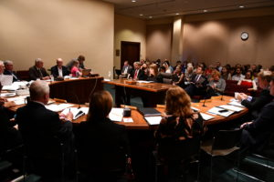OTOC Leaders testify against delays and complications of Medicaid - 5