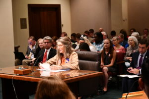 OTOC Leaders testify against delays and complications of Medicaid - 6