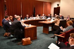 OTOC Leaders testify against delays and complications of Medicaid - 7