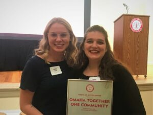 OTOC wins award for Outstanding Grassroots Organizing from Nebraska Appleseed - 13