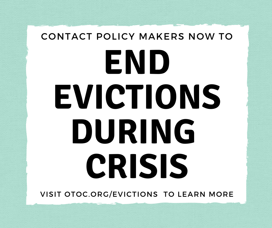 End All Evictions during Corona Virus - 1
